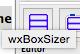 2 wxboxsizer
